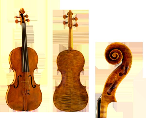 Kreisler 1730 violin