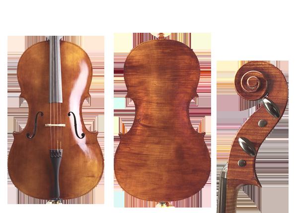 Matteo Goffriller Cello