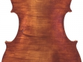 Matteo Goffriller Cello Back