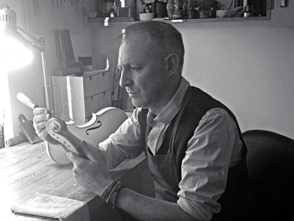 Colin Adamson Violin Maker Scotland